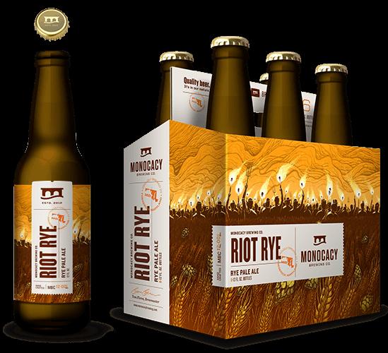 Riot Rye Beer