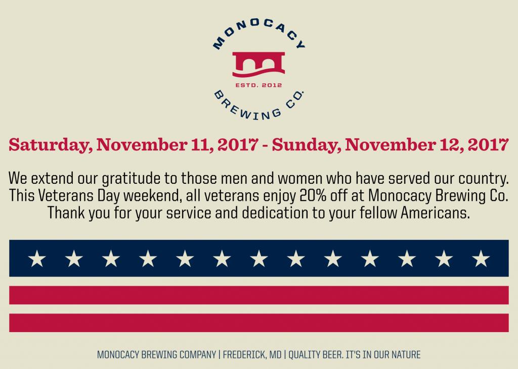 Veteran Appreciation Event