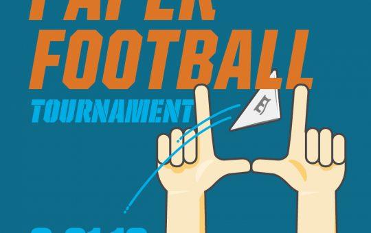 Paper Football Tournament