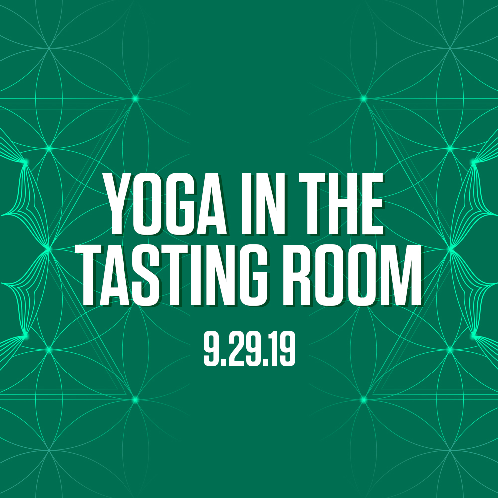 Yoga in the Tasting Room 9.29.19